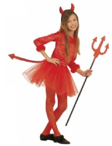 Girl's Devil Halloween costume